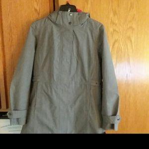 Kirkland women's rain jacket
